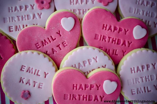 Happy Birthday Emily